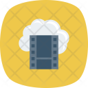 Onlinevideo Icloud Cloud Icon