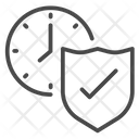 Guarantee Time Express Icon