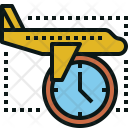 Ontime Flight Icon