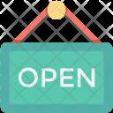 Open Tag Notice Icon