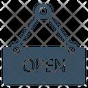 Notice Open Shop Icon