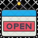 Open Board Shop Icon