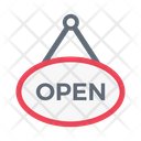 Open Tag Shop Icon