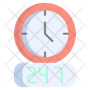 Open Time Support Icon