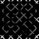 Open Book Block Icon