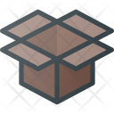 Open Box Shipping Icon