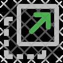 Open New Tab Icon