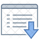 Open View Website Icon