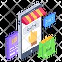 Open App Icon