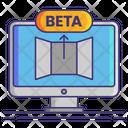 Open Beta Icon