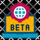 Open Beta Beta Version Version Icon