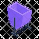 Open Bin Icon