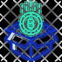 Open Bitcoin Box Icon