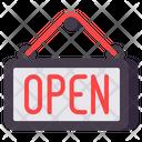 Mopen Open Board Shop Open Icon