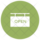 Open Board Tag Shop Icon