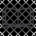Open Book Web Icon
