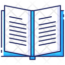 Education Book Page Icon