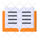 Book Open Study Icon