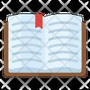 Open Book Education Study Icon
