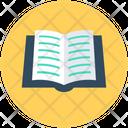 Book Open Book Study Icon