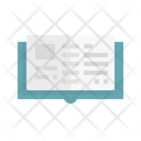 Content Notebook Note Icon