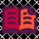 Book Literature Education Icon