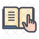 Education Text Document Icon