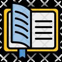 Open Book Book Education Icon