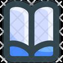 Reading Book Open Icon