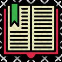 Book Open Read Icon