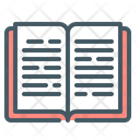 Book Read Story Icon