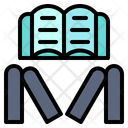Book Learning Resources Icon