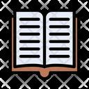 Book Reading Knowledge Icon