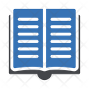 Book Reading Knowledge Icon