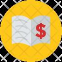 Open Book Loan Icon