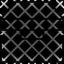 Open Box Archive Icon