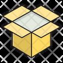 Box Open Parcel Icon