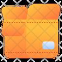 Open Box Open Opened Icon