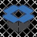 Box Carton Package Icon