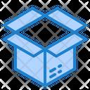 Open Box Open Package Open Parcel Icon