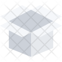Open Box Commerce Icon