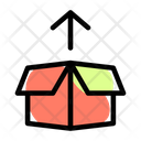 Open Box Up Icon