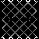 Open Open Bracket Icon