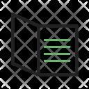 Open card Icon