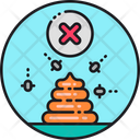 Open Defecation Defecation Poop Icon