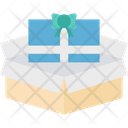 Open Delivery Box Icon