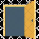 Open Door Icon