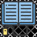 Open ebook Icon