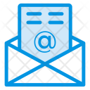 Open Email Email Mail Icon