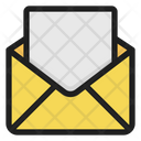 Open Email Email Open Icon